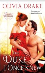 Olivia Drake Cover