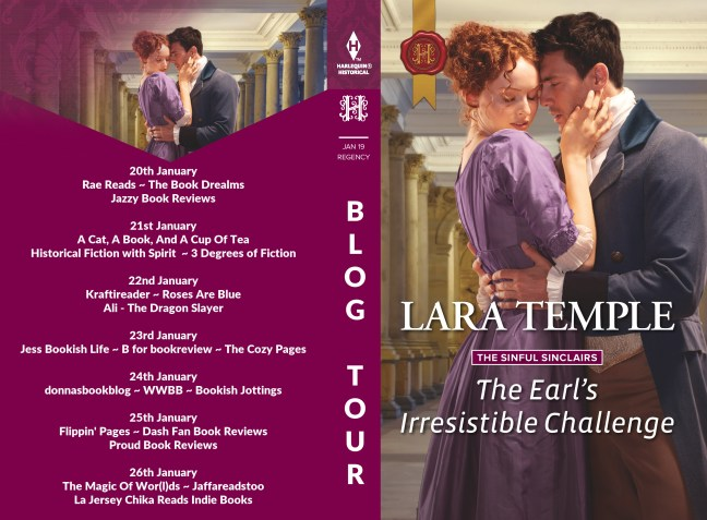 the earls irresistible challenge full tour banner