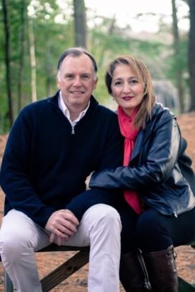 Jim and Nikoo_author photo