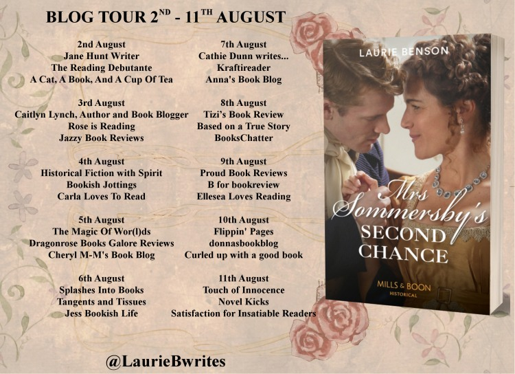 Mrs Sommersbys Second Chance Full Tour Banner