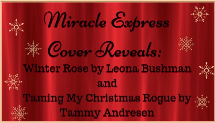 miracle Express Cover Reveal