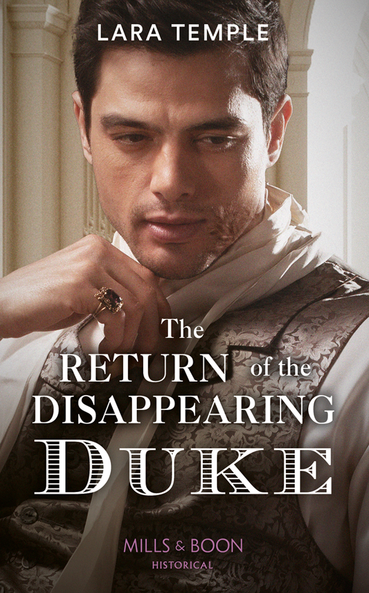The Return Cover Disappearing Duke