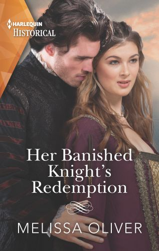 Her Banished Knights Redemption Harlequin Cover
