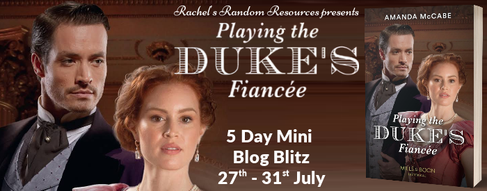 Playing The Dukes Fiancee