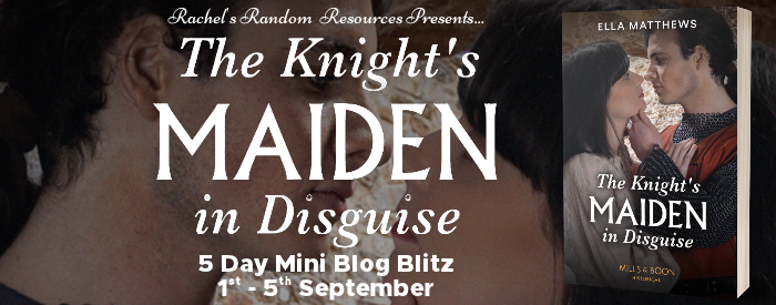 The Knights Maiden in Disguise